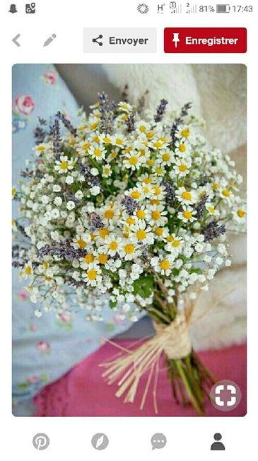 Photos bouquets de mariée et tarif 16