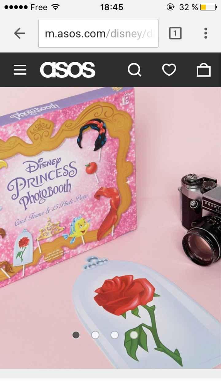 Photobooth Disney - 1