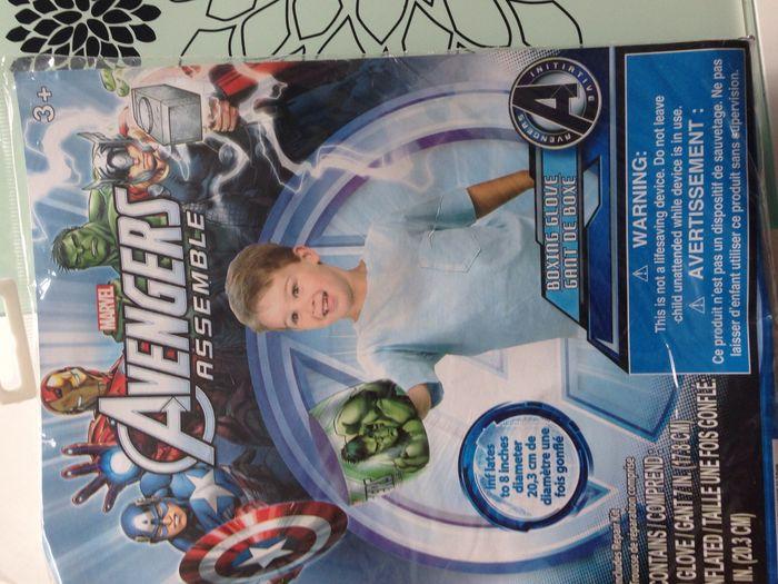 Cadeaux aux enfants - garçons (gants de boxe super heros)