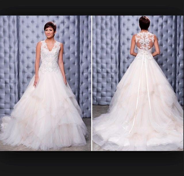 Y'a-t-il une robe de mariée qui porte votre prénom ? Moi oui !!! - 1