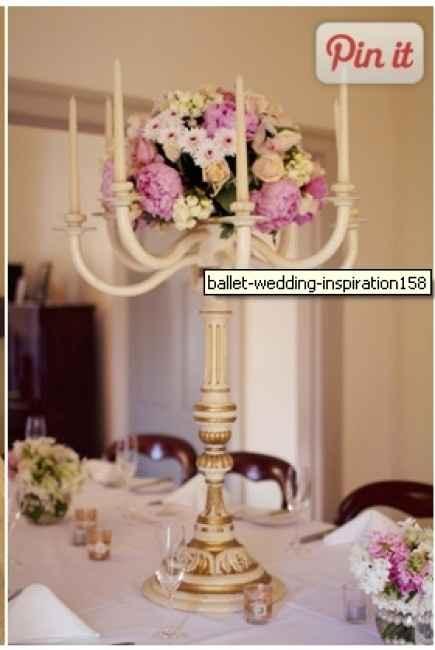 Idée agrémentation chandelier