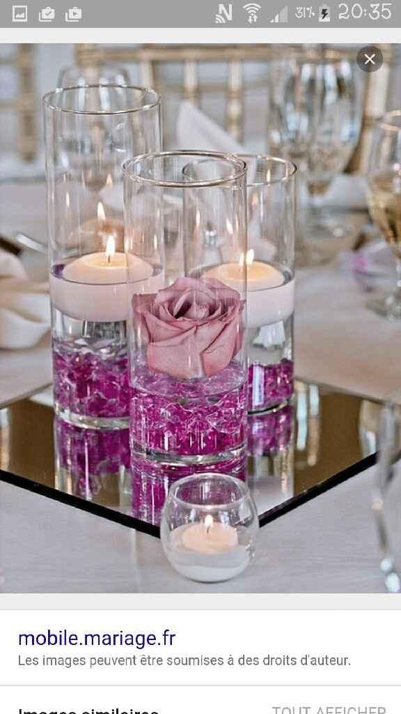Besoin d'idées avec ces vases ... - 1