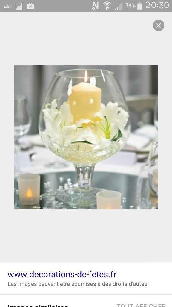 Besoin d'idées avec ces vases ... - 4