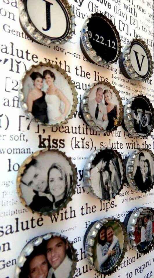 Inspiration décoration mariage - 10