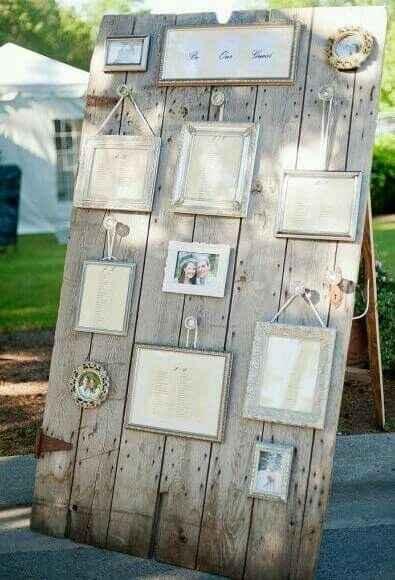 Inspiration décoration mariage - 15