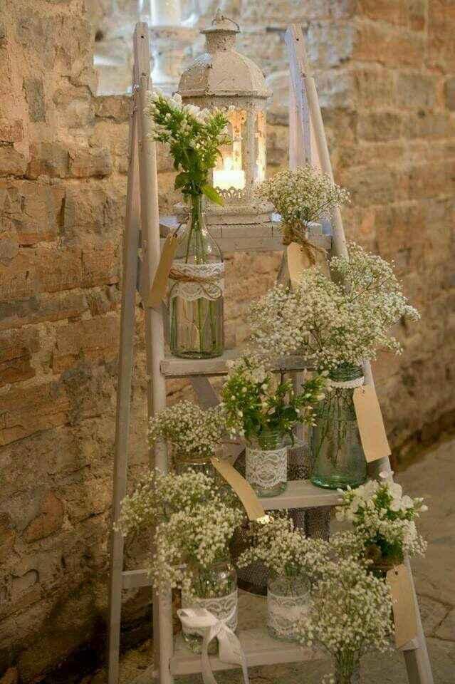 Inspiration décoration mariage - 16