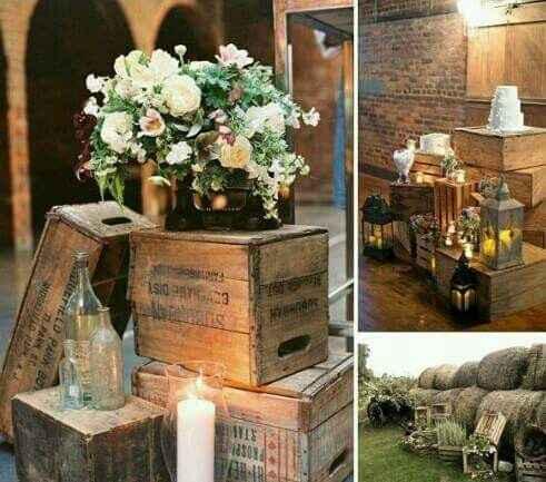 Inspiration décoration mariage - 17