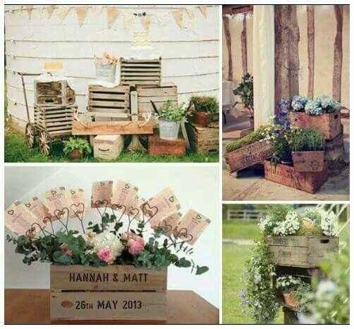 Inspiration décoration mariage - 18