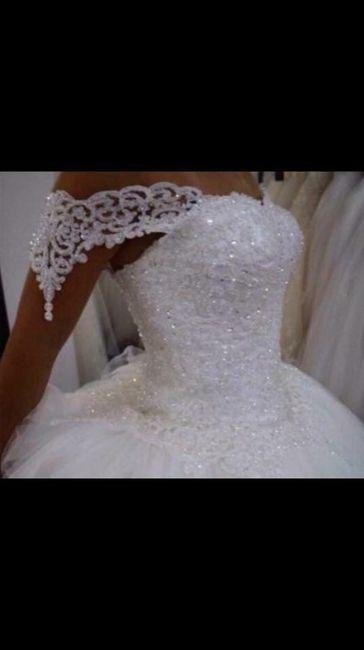 Dessinez votre robe de mariée - Les manches - 1