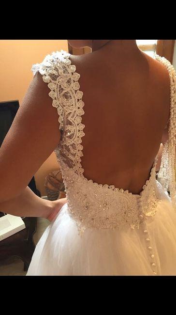 Dessinez votre robe de mariée - La ceinture - 1