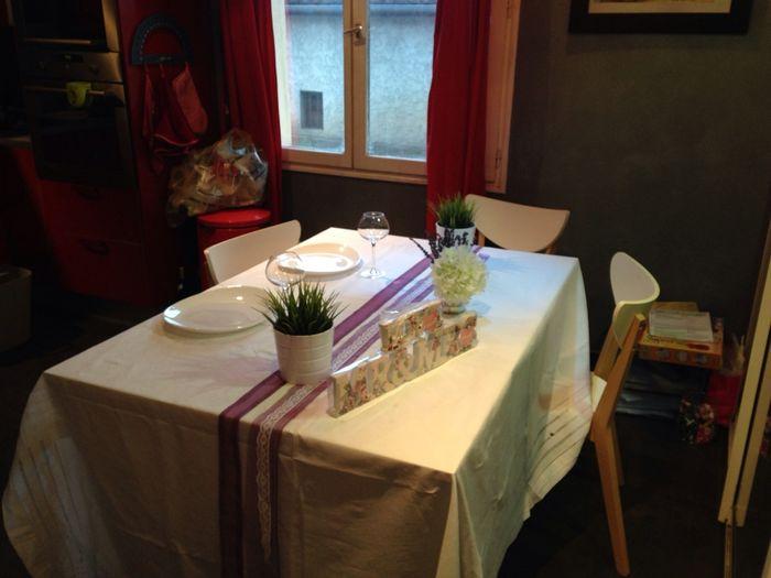 Pas de chemin de table mais des rubans pour décorer votre table ! - 1