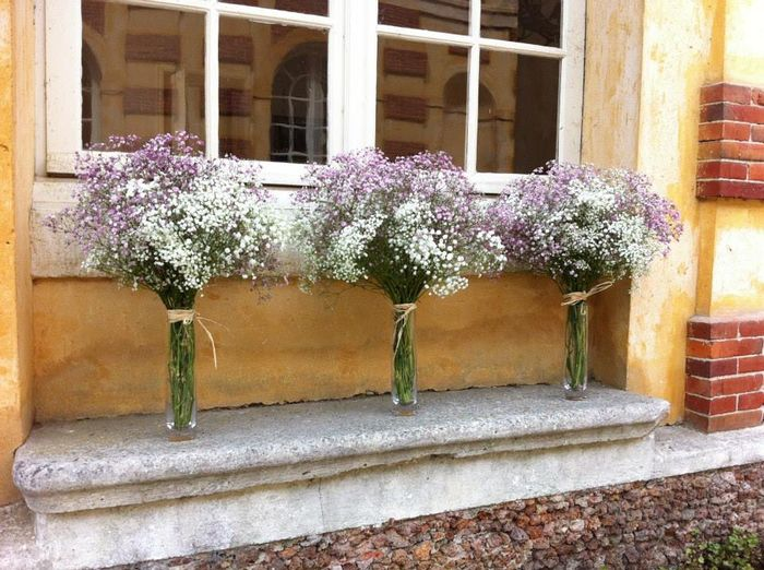 Gypsophile d coration forum - Deco campagnard ...