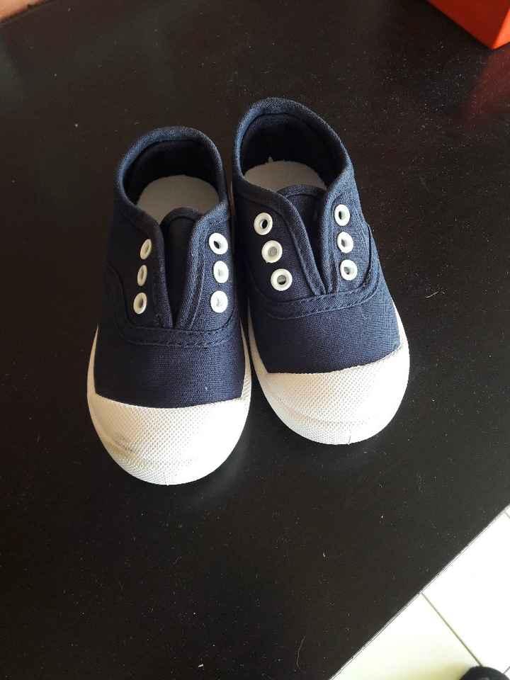 chaussures de mon fils