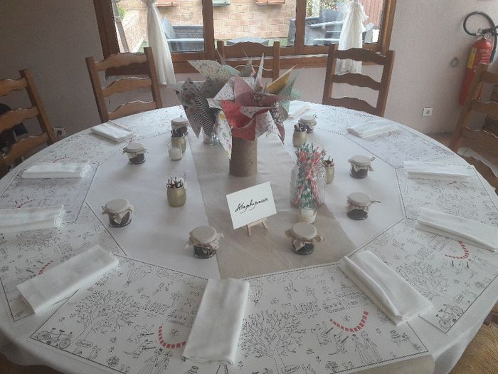 Table enfants vintage, des idées?? - 1