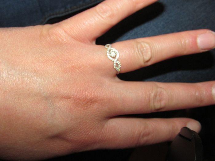 Qui porte une bague de fiançailles ? 5