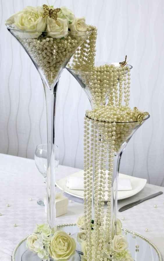 Combien de perles pour un vase Martini 70cm - 1
