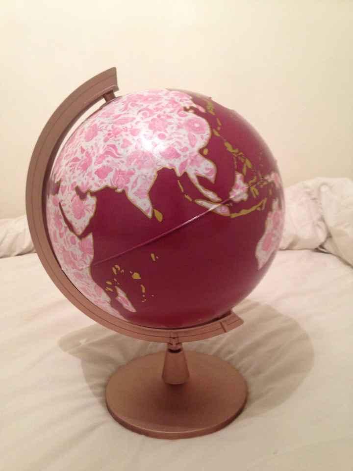 Après le globe, la valise ! - 1