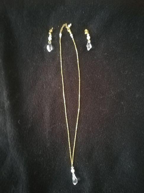 Parure bijoux - 1