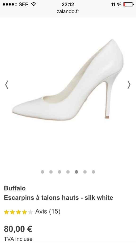 Quelles chaussures choisir ? - 2