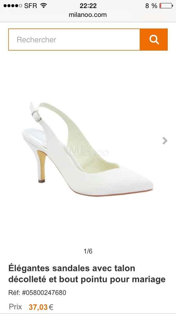 Quelles chaussures choisir ? - 5