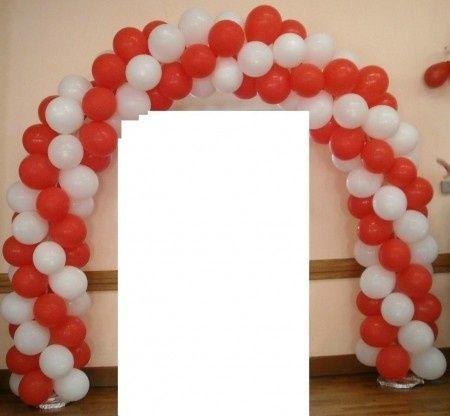 Comment cr er une arche de ballons organisation du mariage forum mariag - Comment faire une arche ...