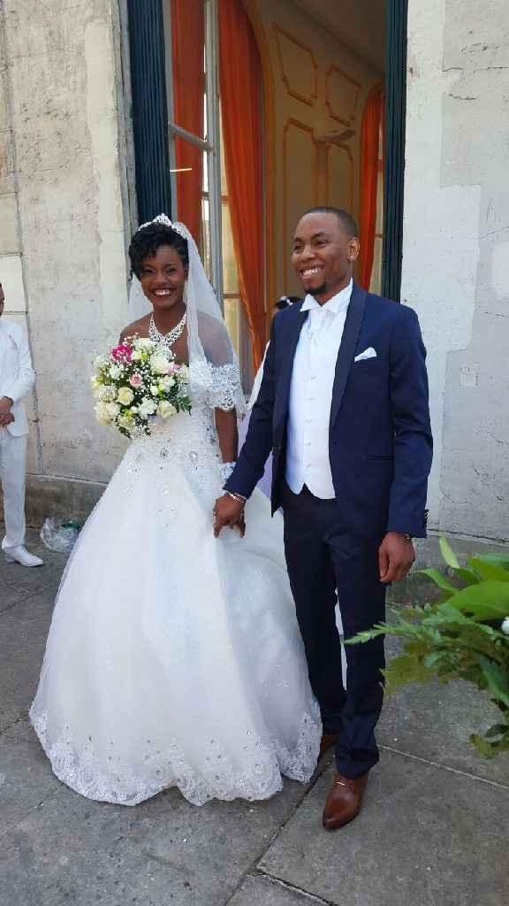 Mariage conte de fee : fait !!! - 2