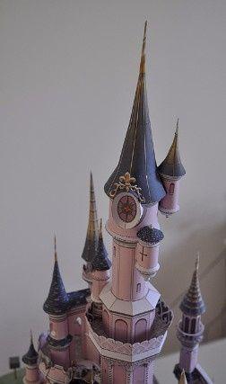Maquette chateau 2