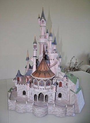 Maquette chateau 3