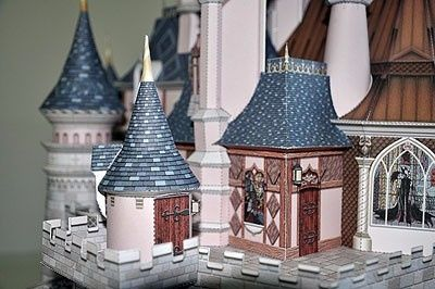 Maquette chateau 5