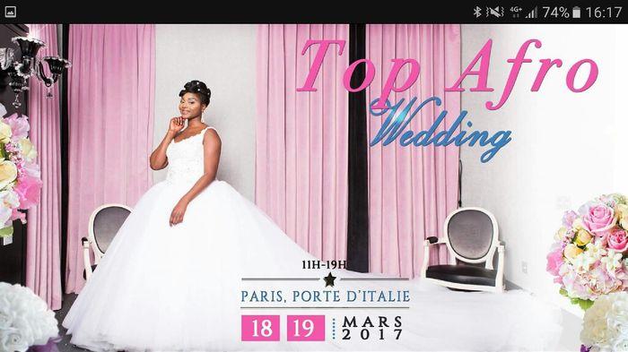 Salon du mariage afro antillais paris le 19 mars 2017 for Salon afro antillais paris