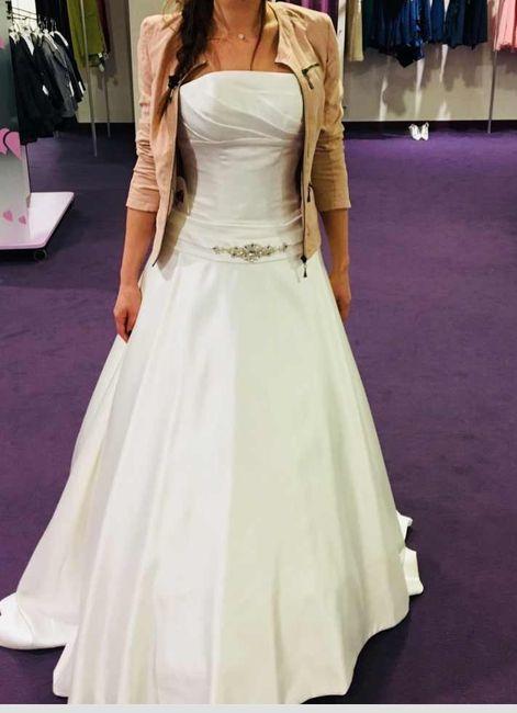 Veste avec robe 3