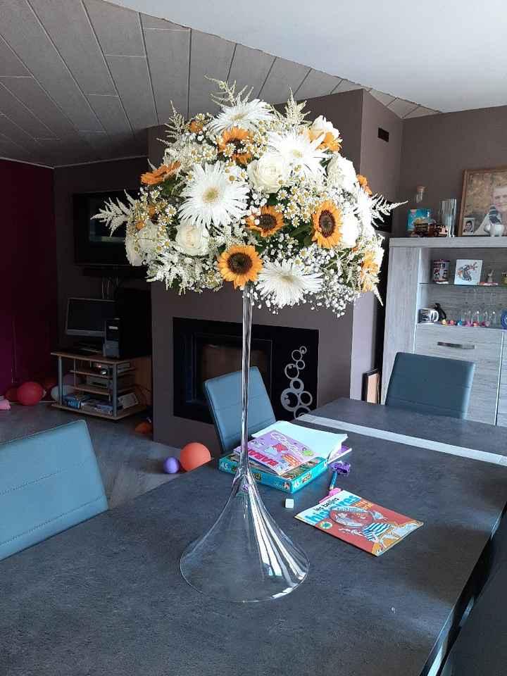 Budget fleurs - 1