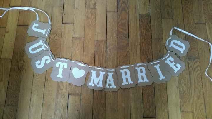 Ma décoration champêtre liberty à 200 jours du mariage - 5