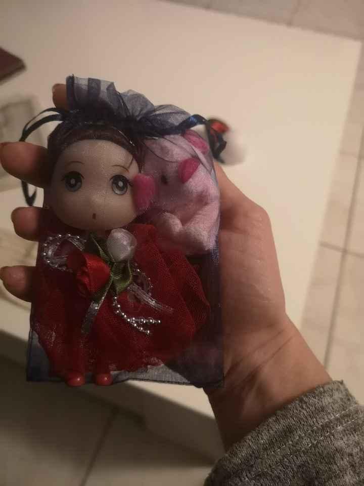 Cadeaux invités fille - 1