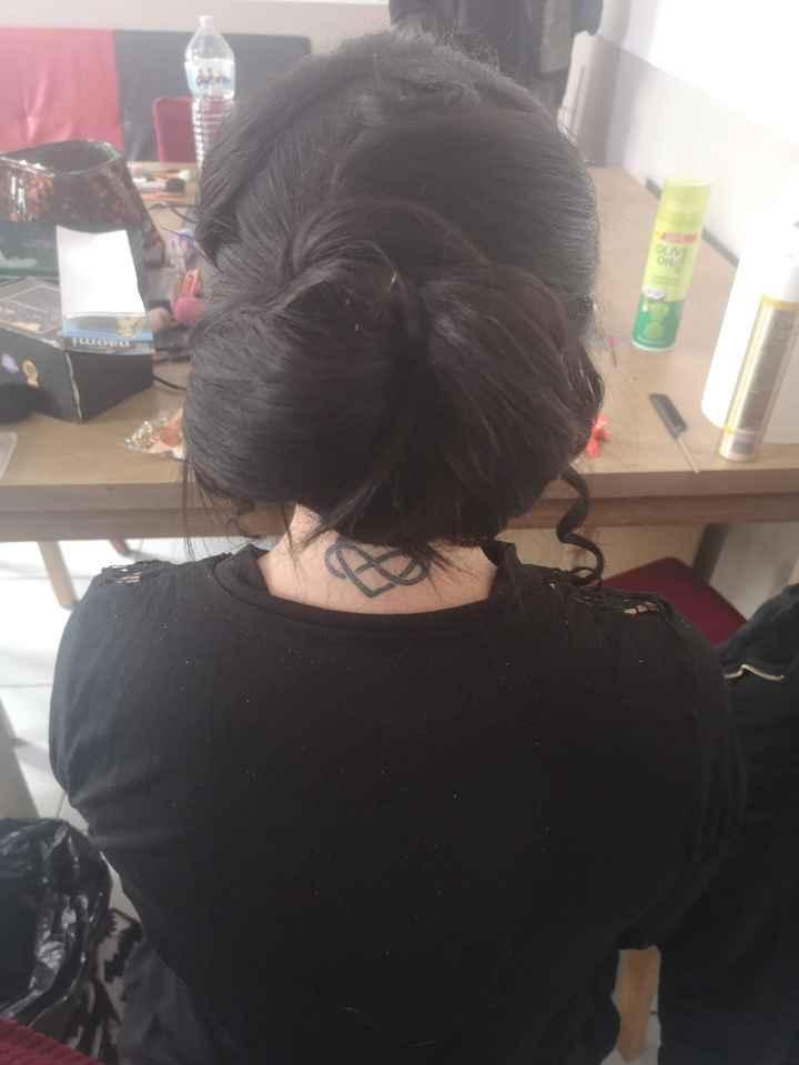 Essais coiffure et maquillage ratés..... - 2