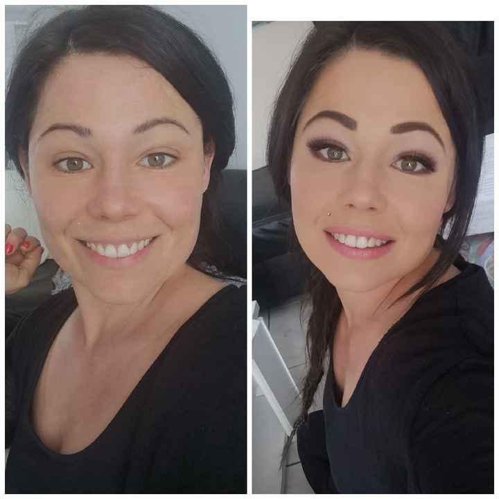 Make up test - 1