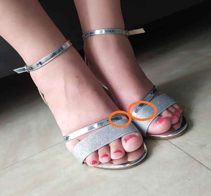 Help me ... Chaussures - 1