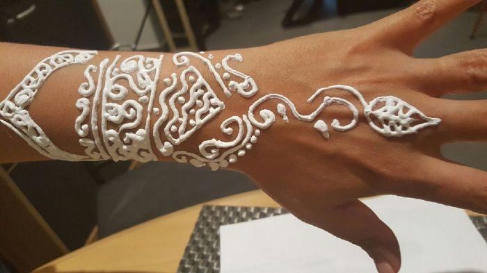 Henné Blanc henné blanc vos avis? - beauté - forum mariages