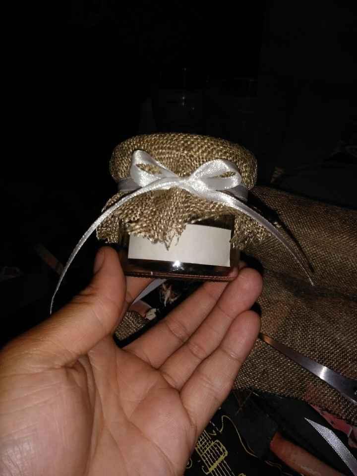 Petits cadeaux pour les invités ! - 2
