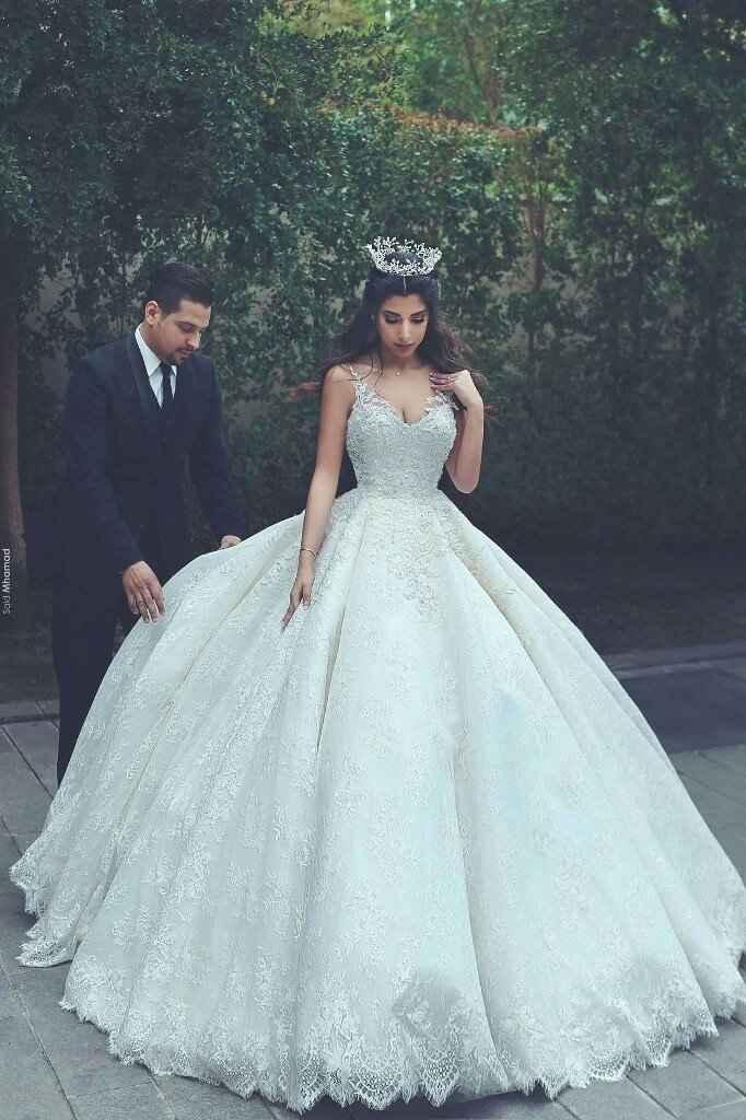 Robes de mariées  acheter ou louer ? - 1