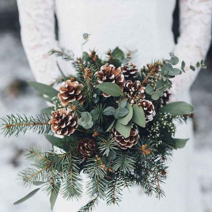 Mariage en hiver... - 2