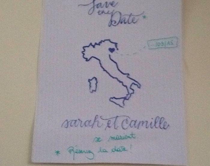 Quelles couleurs pour notre mariage en italie - 1