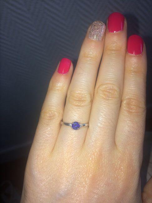 Bague de fiançailles : Avec ou Sans diamant ? 10