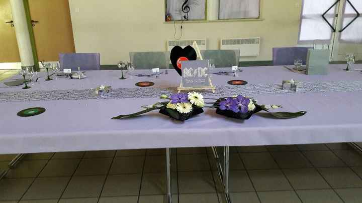 Montrez moi vos centre de table en fleurs - 1