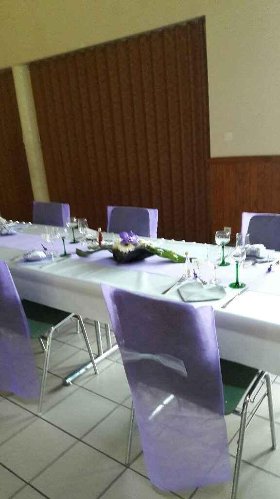 Montrez moi vos centre de table en fleurs - 2