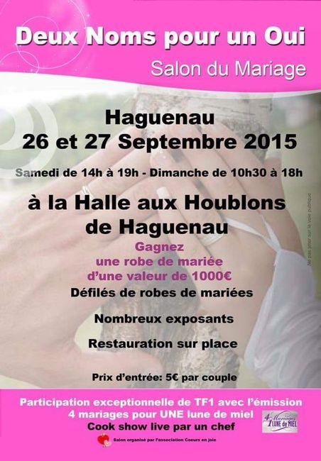 salon mariage haguenau bas rhin forum. Black Bedroom Furniture Sets. Home Design Ideas