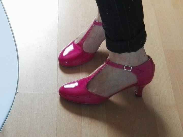 Mes chaussures
