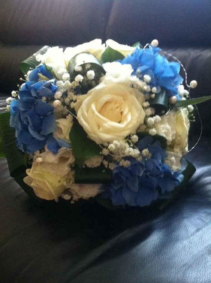 Prix du bouquet de la mariée - 1