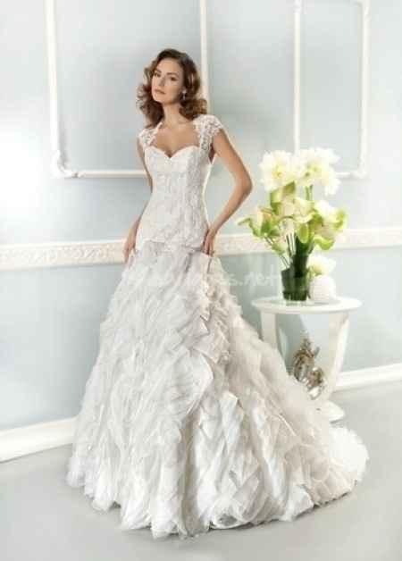 ce que j'aimerais comme robe