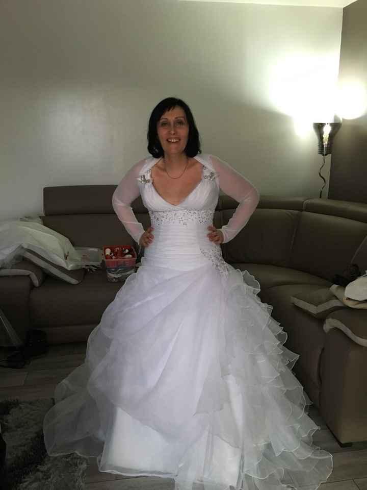 Voilà derniers essais de mes robes - 1